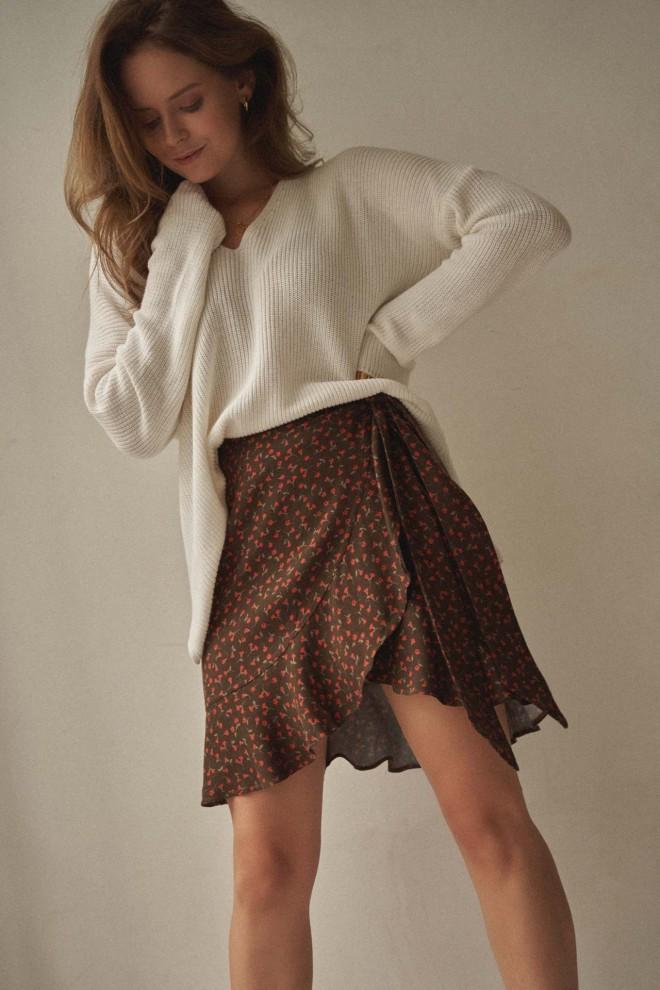 spódnica MIA - brown